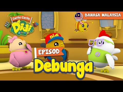 #27 Episod Debunga | Didi & Friends