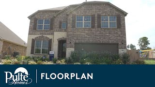 New Home Designs | Two Story Home | Caldwell | Home Builder | Pulte Homes