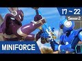 Gambar cover Miniforce Season2 Ep17~22