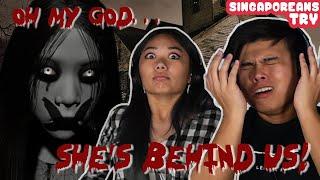 Singaporeans Try: Horror PC Games 2.0 (PACIFY)