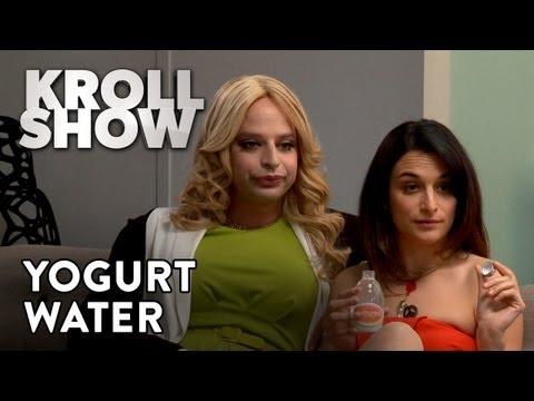 Kroll   PubLIZity  Yogurt Water