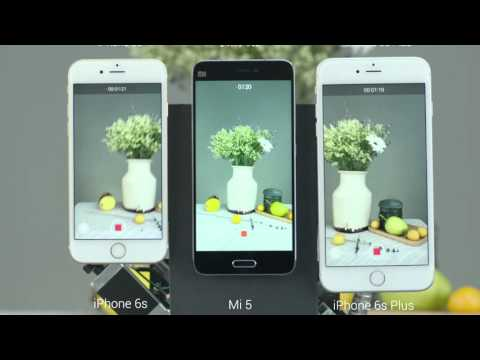 How the Mi 5 4-Axis Image Stabilization Compares to the iPhone 6S