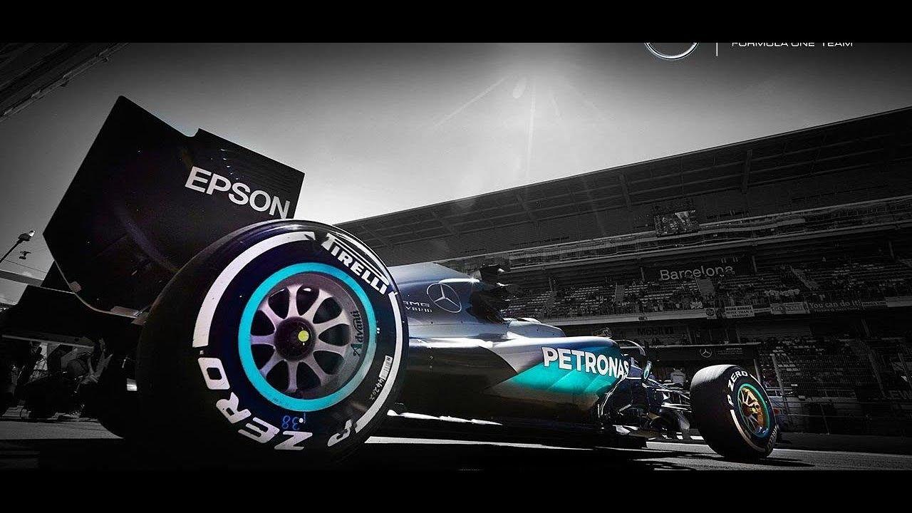 F1 2016 Mercedes Career Mode - YouTube