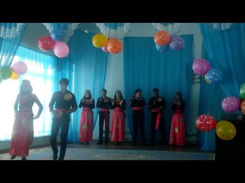 Армянский танец АрЦаХ 9