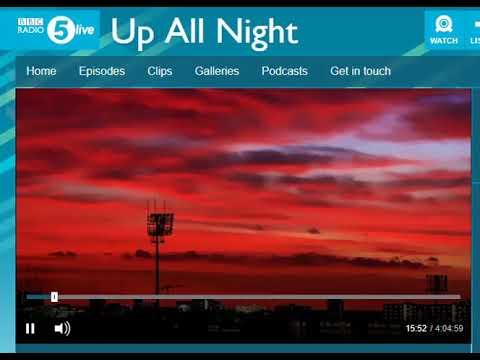 On BBC radio, Patrick Basham discusses the US government shutdown