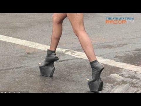 Heel-less shoes Pt 2