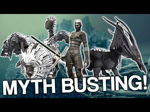 Dark Souls Unused Content MYTHBUSTING ► Prototype DLC Bosses DEBUNKED!