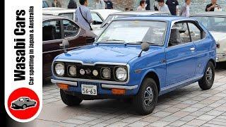 Jolly, Blue Fellow: A 1972 Daihatsu Fellow Max TL Hardtop