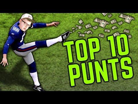 TOP 10 TONK PUNTS!!!