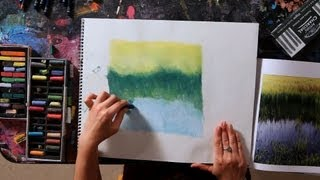 How to Draw a Landscape | Drawing Tutorials