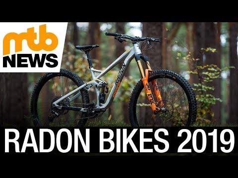 Radon Bikes 2019: Radon Swoop, Slide Trail und Cragger