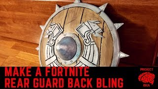 Make fortnite back bling in real life