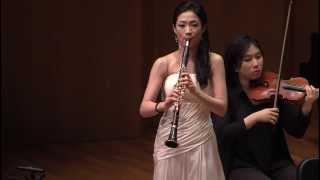 J. Stamitz: Clarinet Concerto in B flat Major (Jaehee Choi/ Wonkyung Chae/ 최재희/ 채원경/ NFA 챔버오케스트라)