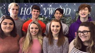 Vienna High Schools Eagle Outlook November 2018 Edition