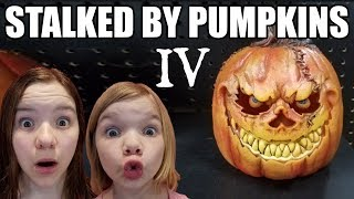 Stalked by Pumpkins 4! A Halloween Tale