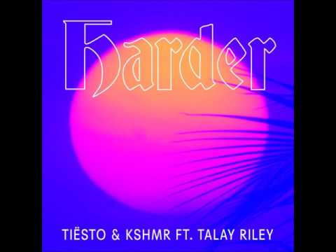 Tiësto & KSHMR - Harder (Official Music)