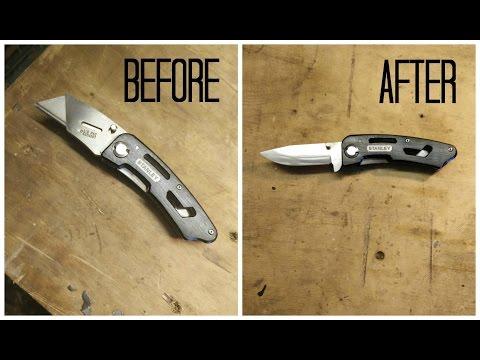 Easy Stanley knife mod