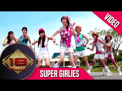 Super Girlies - Aw Aw Aw