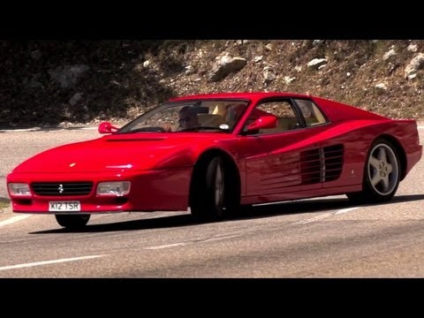The 1992 Ferrari 512 TR: A /DRIVE Film.