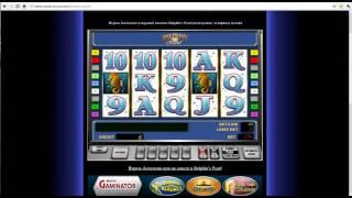 Вулкан игровые автоматы Dolphin's Pearl онлайн бесплатно!(, 2012-08-13T08:28:53.000Z)