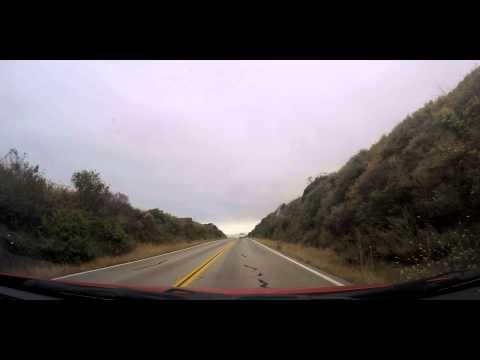 driving from San Luis Obispo to Monterey