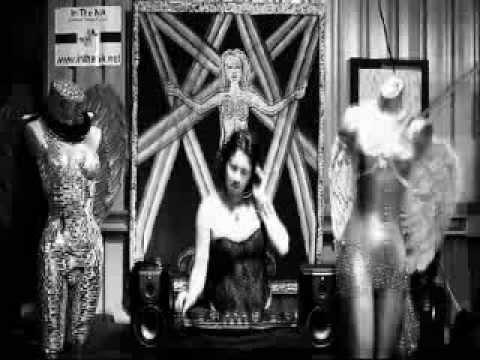 Niki C Djing in her Studio...Evolution Soundtrack