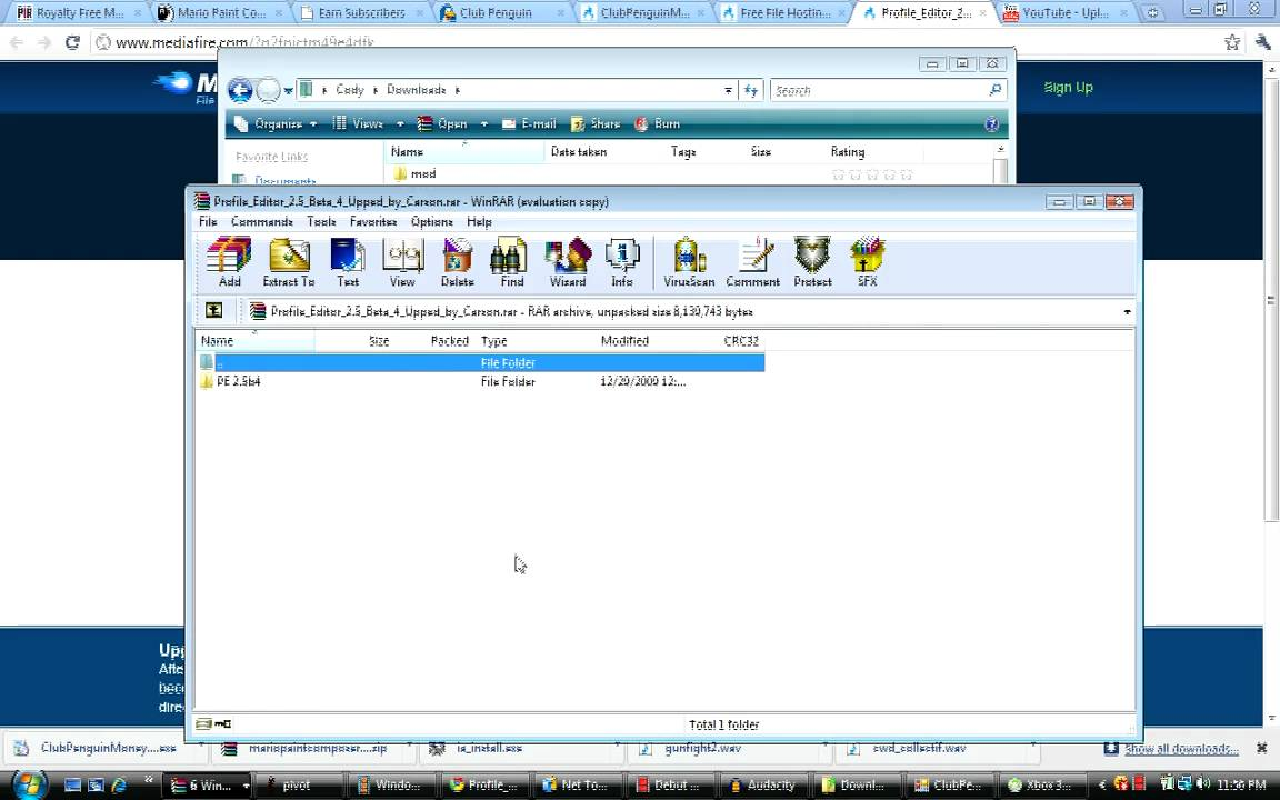 Profile Editor 2.5 free download in desc - YouTube