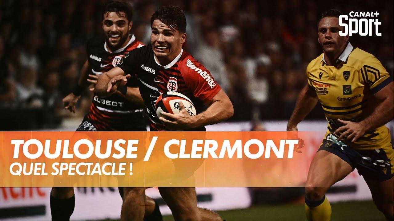 Download Toulouse / Clermont : le Stade Toulousain intraitable