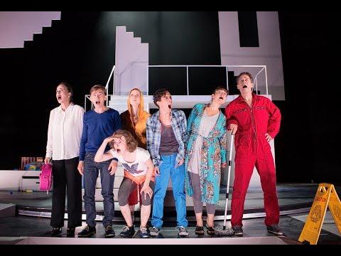 """Laura war hier"" ~ tjg. theater junge generation Dresden ~ Trailer"