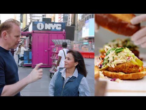 Morgan Spurlock revisits world of fast food