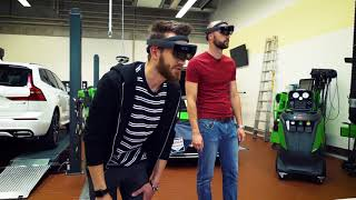 EN | Bosch service trainings with augmented reality