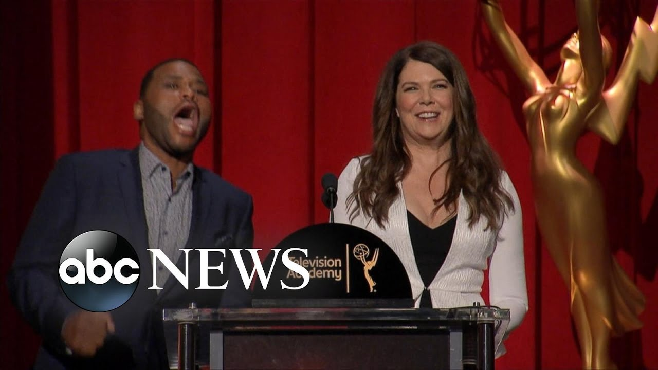 Anthony Anderson Screams Over Emmy Nomination