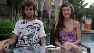 Download Video (ENG-ITA) Young couple at 7 Muay Thai - Rudi & Chantal MP3 3GP MP4
