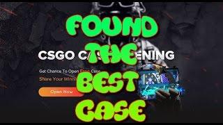 CSGO - I Think I Found The Best Case On Skin.igxe.com