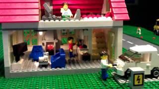 Bornholm Smart Grid LEGO Projekt