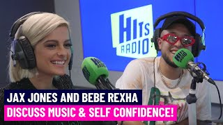 Gambar cover Jax Jones and Bebe Rexha on Hits Radio Breakfast with Fleur East, Greg and James | Hits Radio