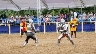 видео Рыцарский турнир