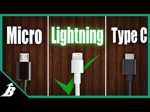 Why Apple Chose The Lightning Connector