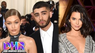 Gigi Hadid & Zayn OFFICIALLY Back On?! - Kendall Jenner MAKES OUT w/ BFF's Brother - (DHR)