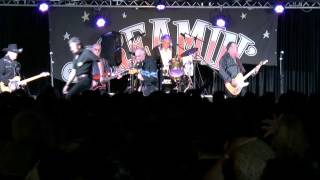 Crazy Cavan And The Rhythm Rockers@Screamin`Festival 2015