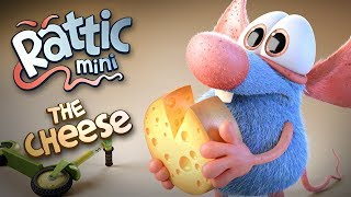 Cartoon | Rattic Mini – The Cheese | Cartoons For Kids | Funny For Kids | New Cartoons 2018