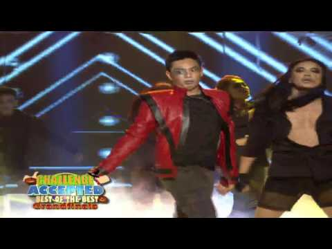 Challenge Accepted Best of the Best Grand Finals: Sef Cadayona