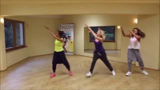ANDAS EN MI CABEZA Chino y Nacho ft. Daddy Yankee BINGOSPA Fitness