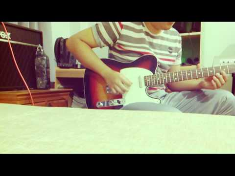 Crying Lightning Jamie Cook cover