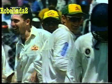 BCCI Refuse Prizemoney & Trophy To Australia- 1998 India Vs Australia FINAL