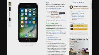Refurbished Mobile Phones Amazon - Cerified iphones, Laptops