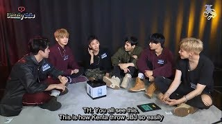 [ENG SUB] 171019 JBJ HeyoTV Private Life Episode 1