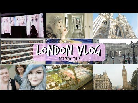 London Vlog + I Am Freedom Awards | 2016