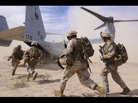 United States Armed Forces | Demonstration | 2017 HD |