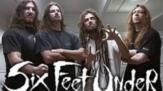 Six Feet Under - Murdered In The Basement (lyrics)